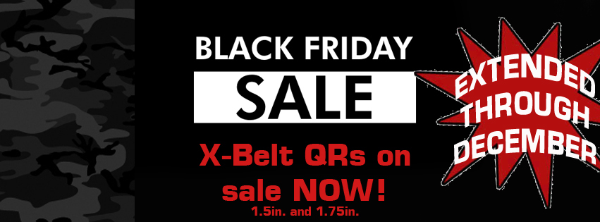 X-Belt Sale - Black Friday-Extended copy